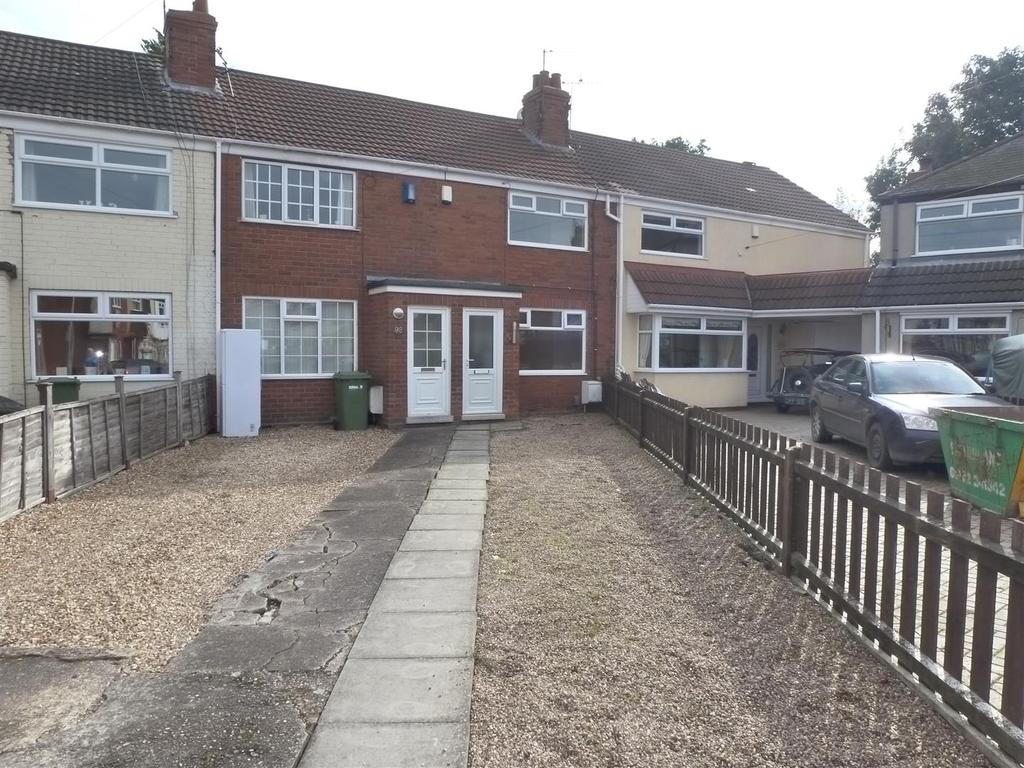 2 Bedrooms Terraced House for sale in Grove Crescent, Grimsby