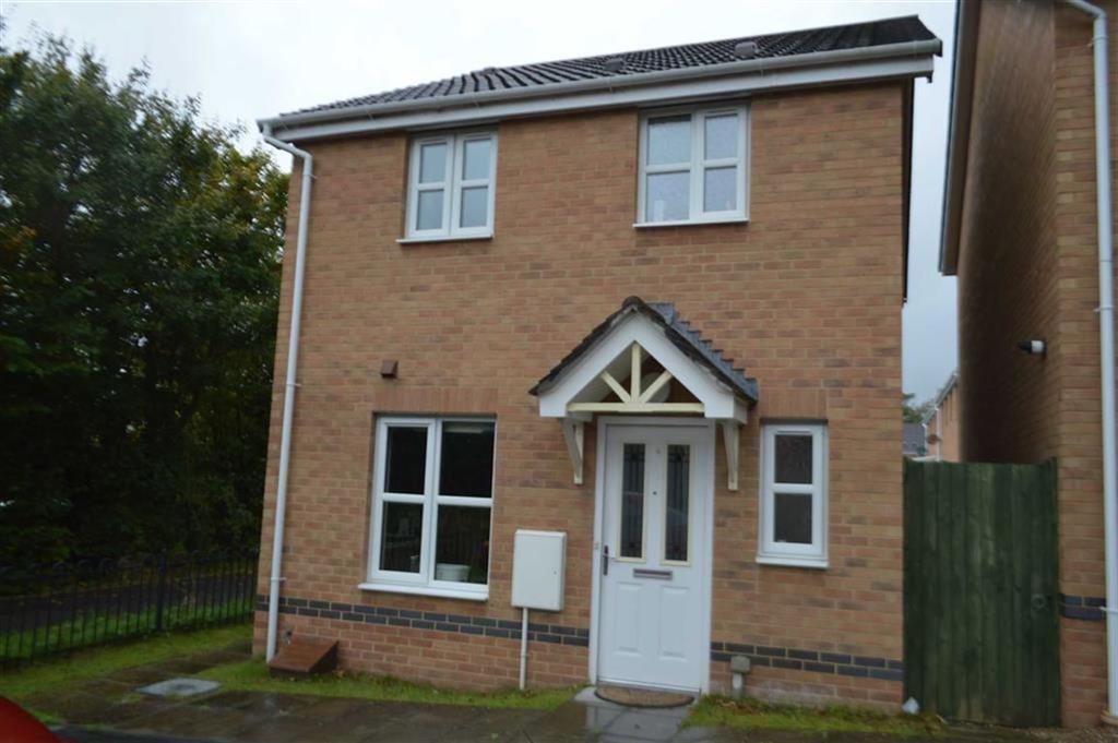 3 Bedrooms Detached House for sale in Leucarem Court, Swansea, SA4
