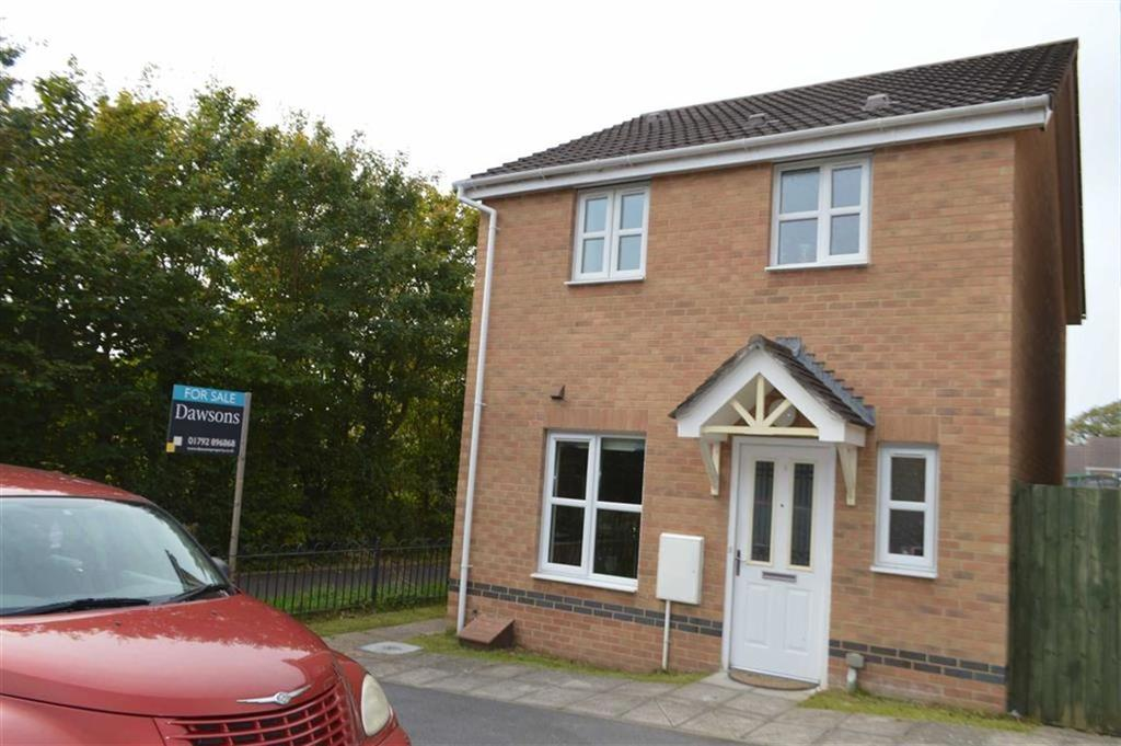 3 Bedrooms Detached House for sale in Leucarum Court, Swansea, SA4