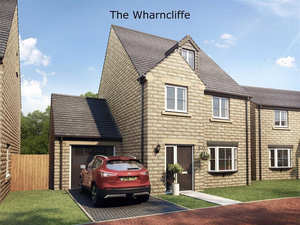 4 Bedrooms Detached House for sale in Wharncliffe Court, Fish Dam Lane, Carlton, Barnsley, S71