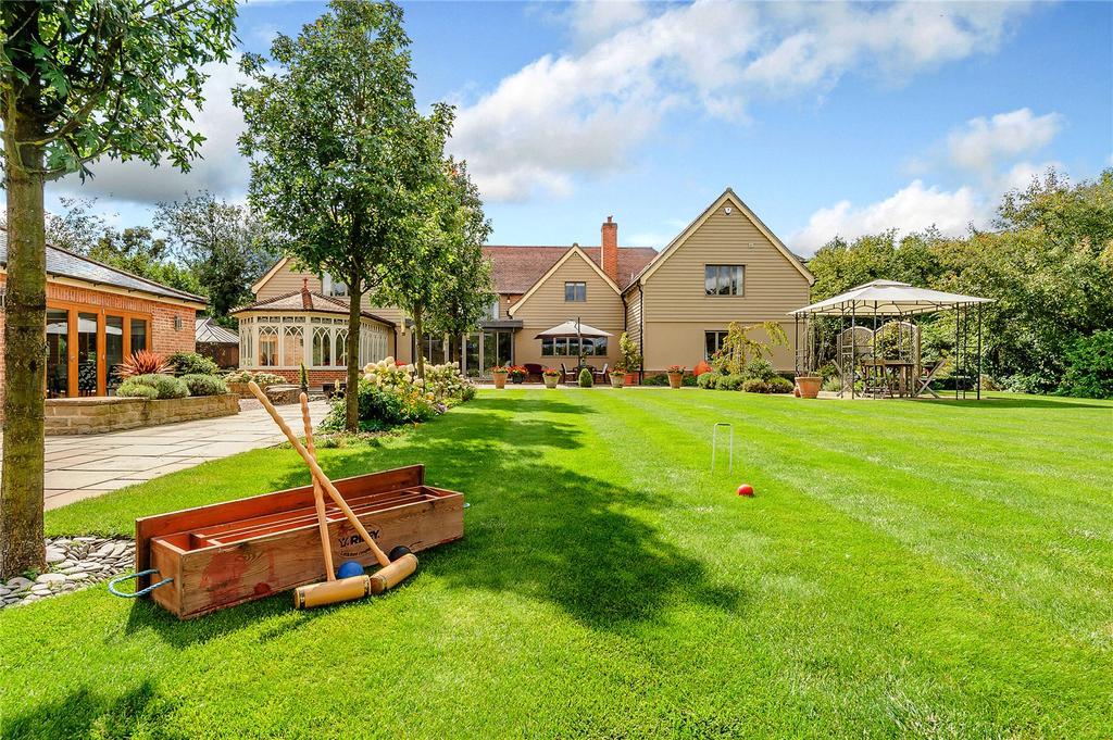 7 Bedrooms Detached House for sale in Whiteditch Lane, Newport, Saffron Walden, Essex, CB11