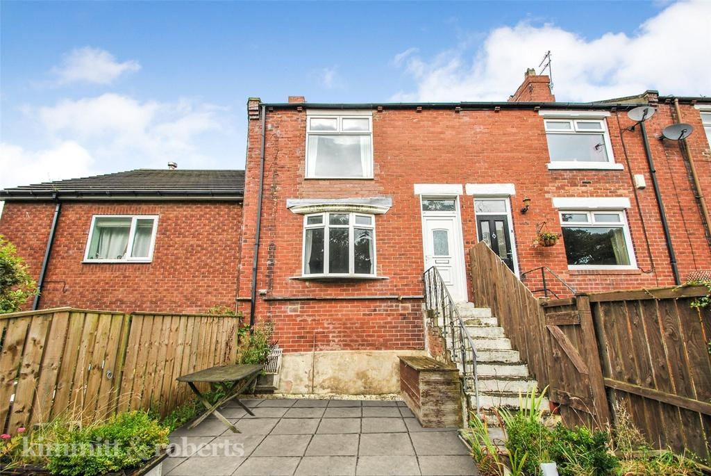 2 Bedrooms Terraced House for sale in Morton Grange Terrace, Fencehouses, tyne and wear, DH4