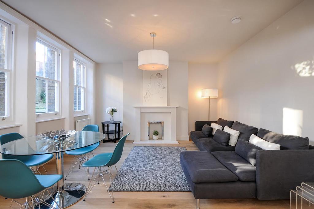 2 Bedrooms Flat for sale in Birchington Road, West Hampstead