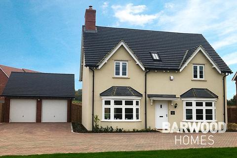 4 bedroom detached house for sale - Millbrook Grange Development, Moulton, Northampton, Northamptonshire, NN3