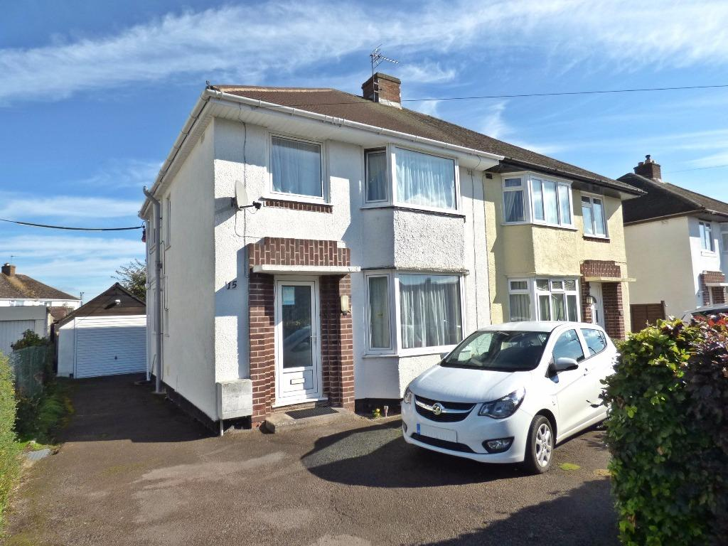 3 Bedrooms Semi Detached House for sale in Orchard Gardens, Putson, Hereford