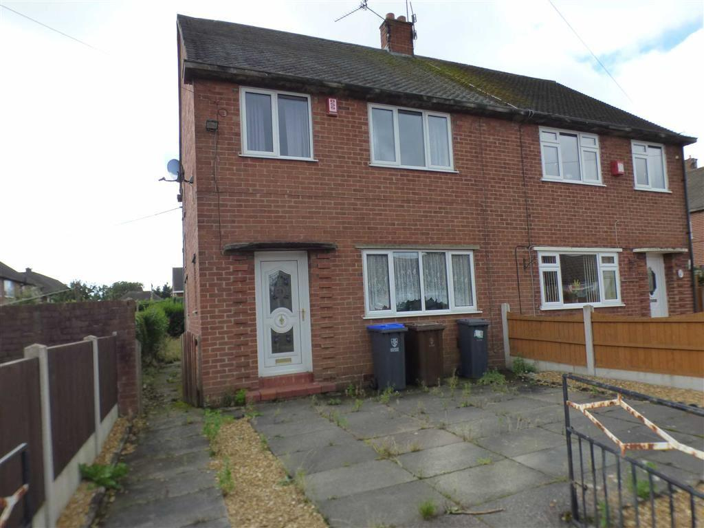 3 Bedrooms Semi Detached House for sale in 54, Mackenzie Crescent, Cheadle