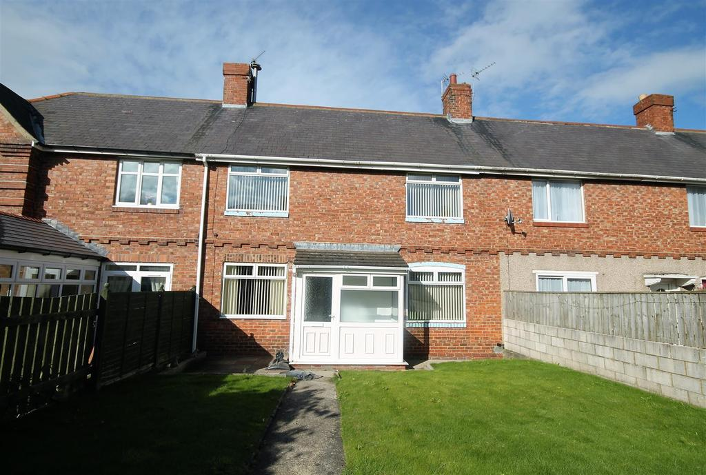 3 Bedrooms Terraced House for sale in Northside Buildings, Trimdon Grange.