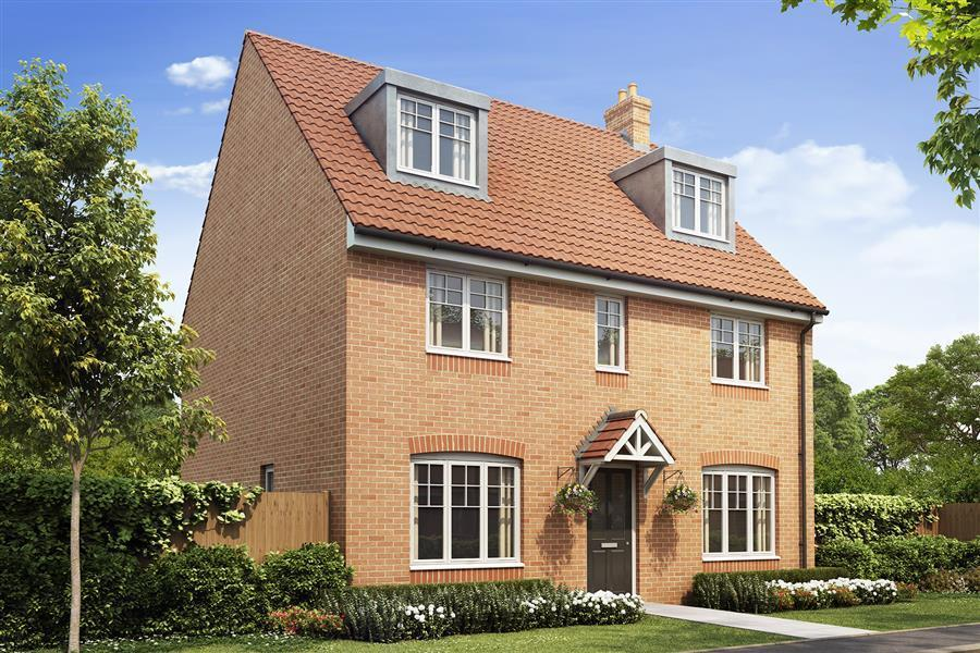 5 Bedrooms Detached House for sale in Bluebell Wood Lane, Clipstone Village