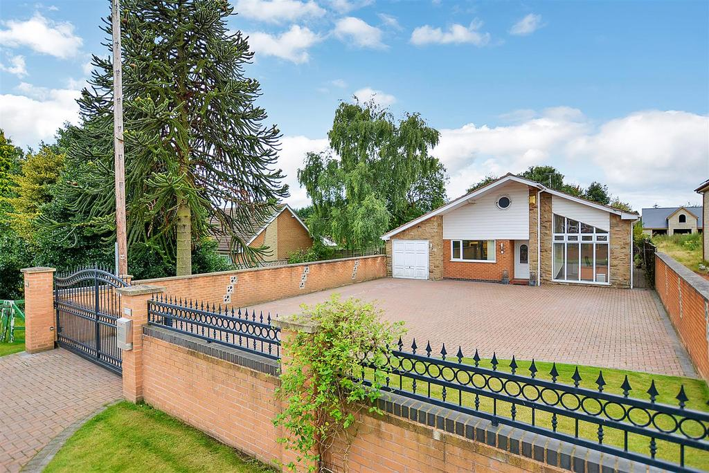 5 Bedrooms Detached Bungalow for sale in Lime Grove, Forest Town