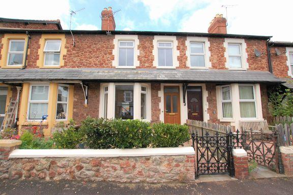 3 Bedrooms Terraced House for sale in Minehead
