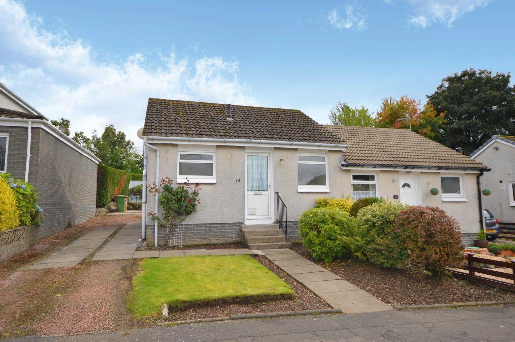 2 Bedrooms Semi Detached Bungalow for sale in 14 Lochiel Drive, Milton Of Campsie, G66 8ET