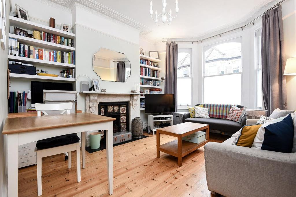 1 Bedroom Flat for sale in Corrance Road, Brixton