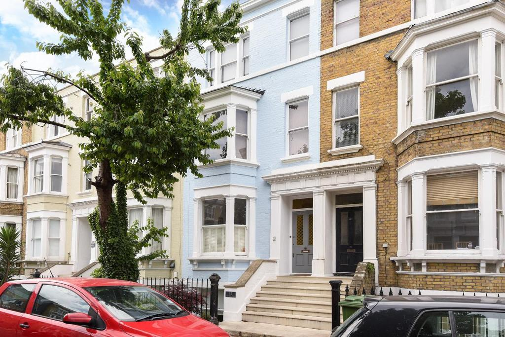 1 Bedroom Maisonette Flat for sale in Offley Road, Oval