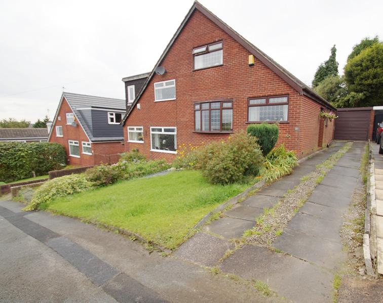 3 Bedrooms Semi Detached House for sale in Dovecote Lane, Lees OL4