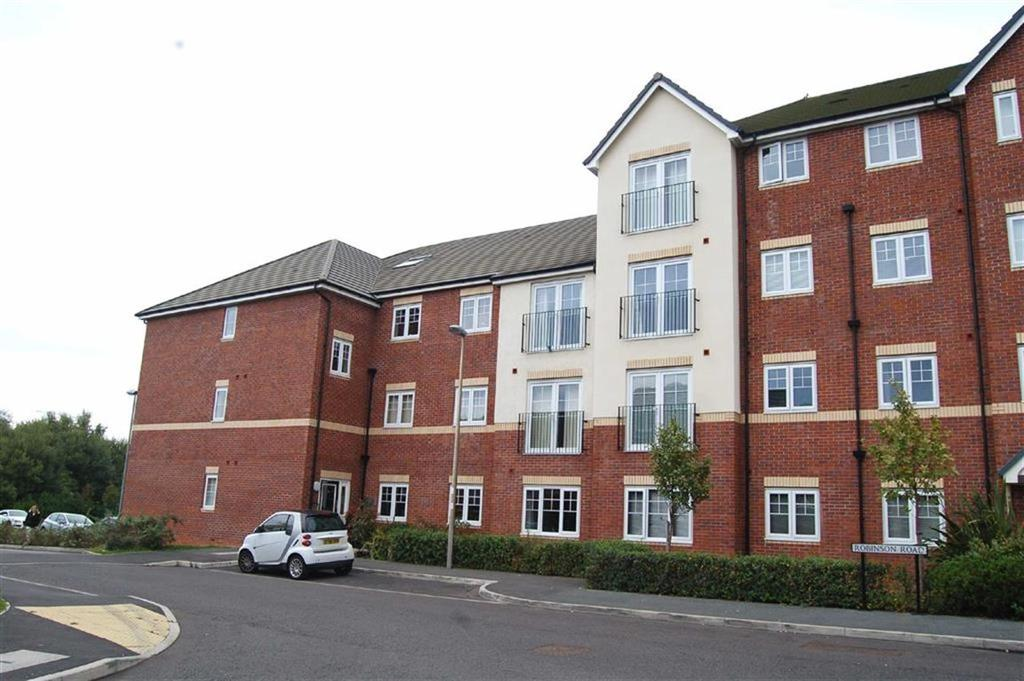 2 Bedrooms Apartment Flat for sale in St Johns House, Robinson Road, Ellesmere Port