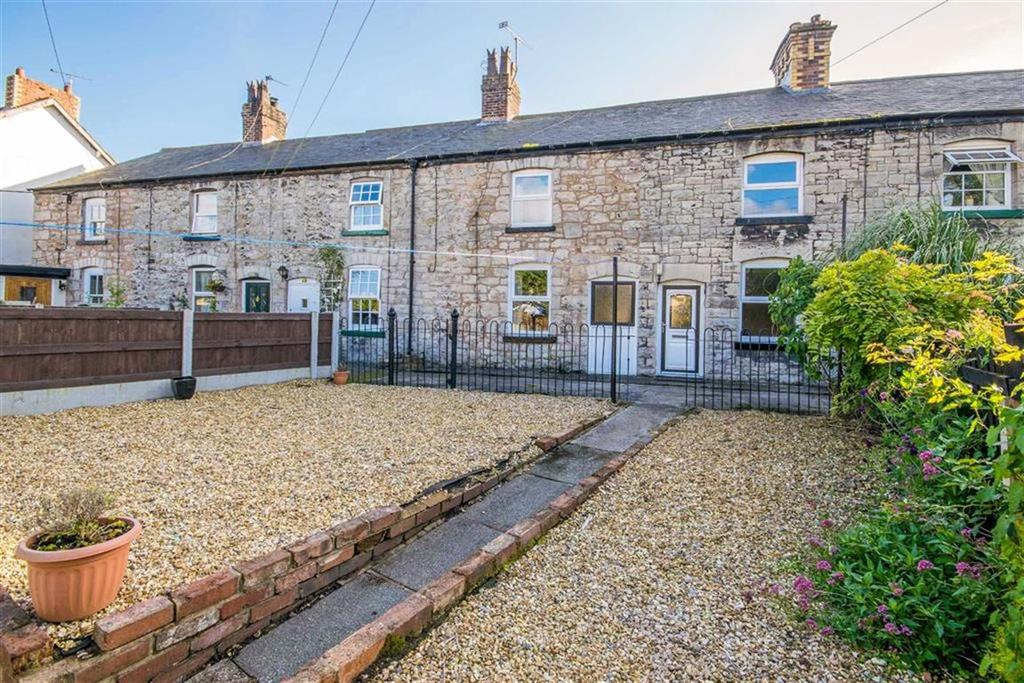3 Bedrooms Terraced House for sale in Mill Terrace, Afonwen, Mold