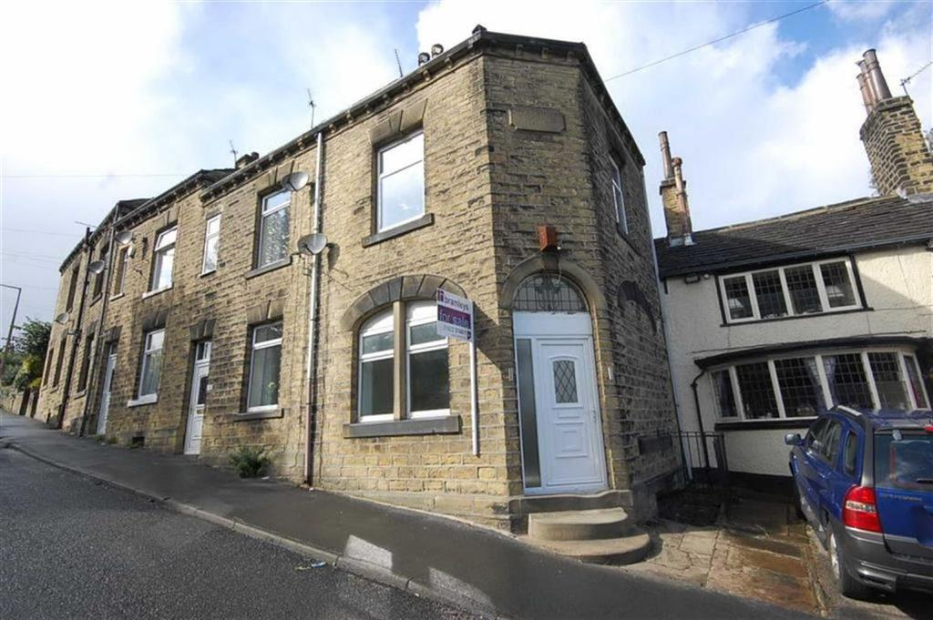 3 Bedrooms Terraced House for sale in Rochdale Road, Greetland, Greetland Halifax, HX4