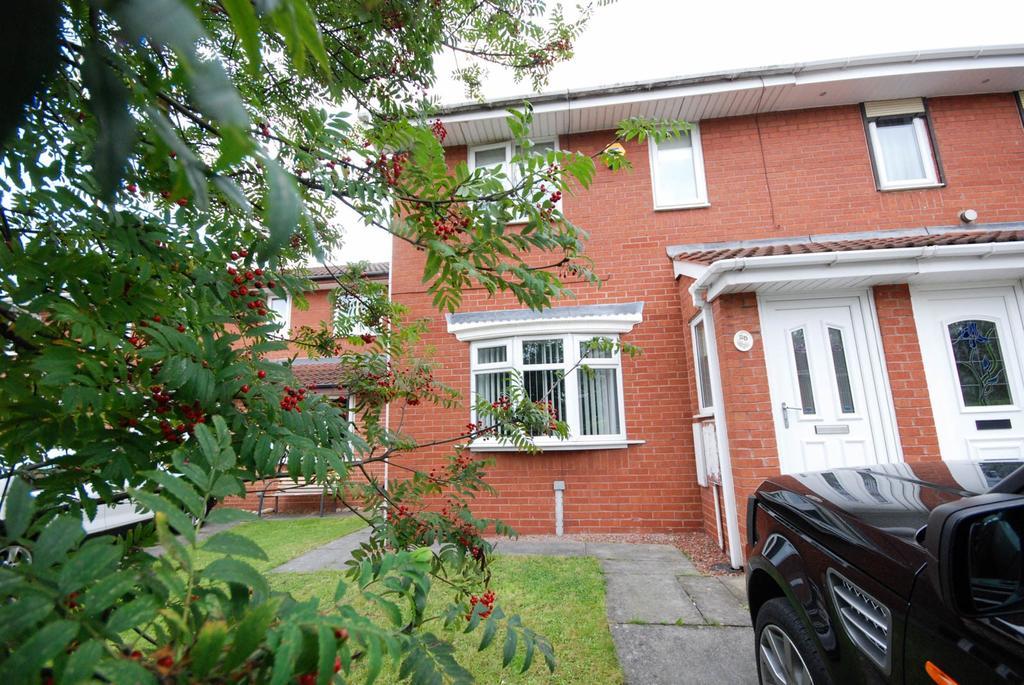 2 Bedrooms Semi Detached House for sale in Beechwood Close, Jarrow