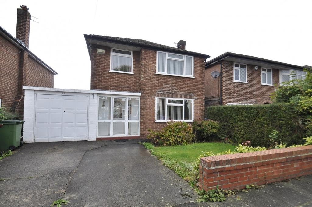 3 Bedrooms Detached House for sale in Vicarage Avenue, Cheadle Hulme, Cheadle