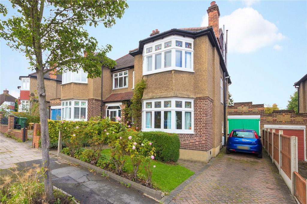 4 Bedrooms Semi Detached House for sale in Cheviot Road, London, SE27