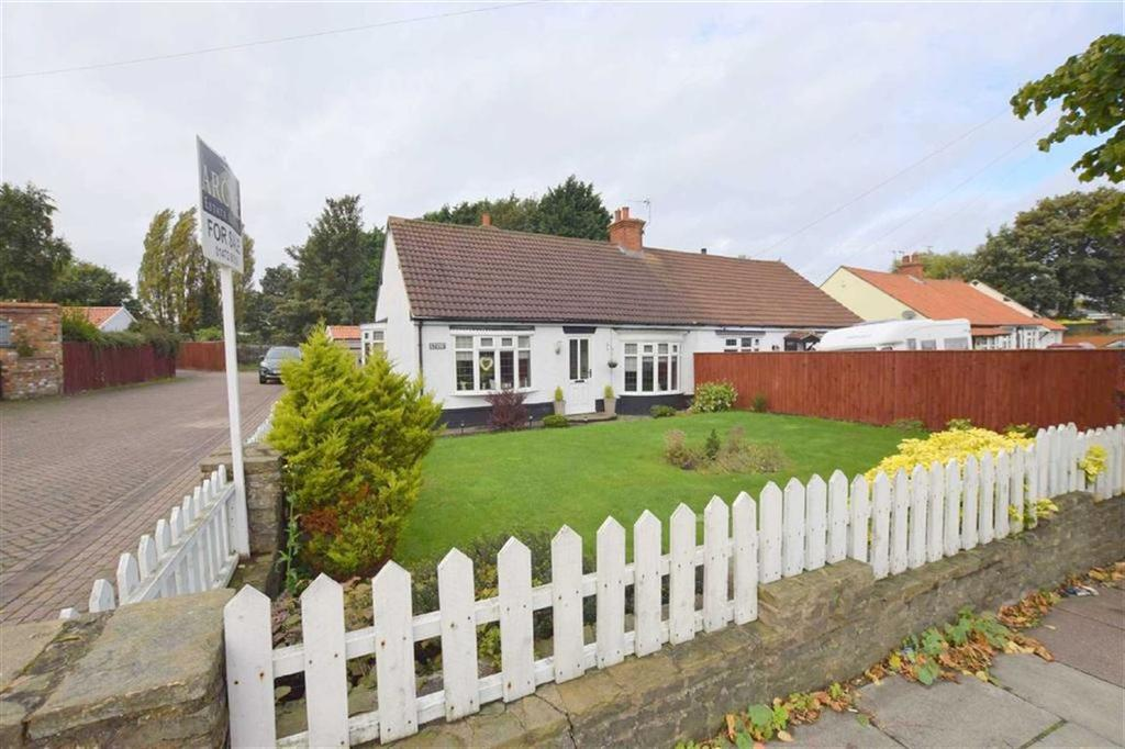 3 Bedrooms Semi Detached Bungalow for sale in Little Coates Road, Grimsby, North East Lincolnshire