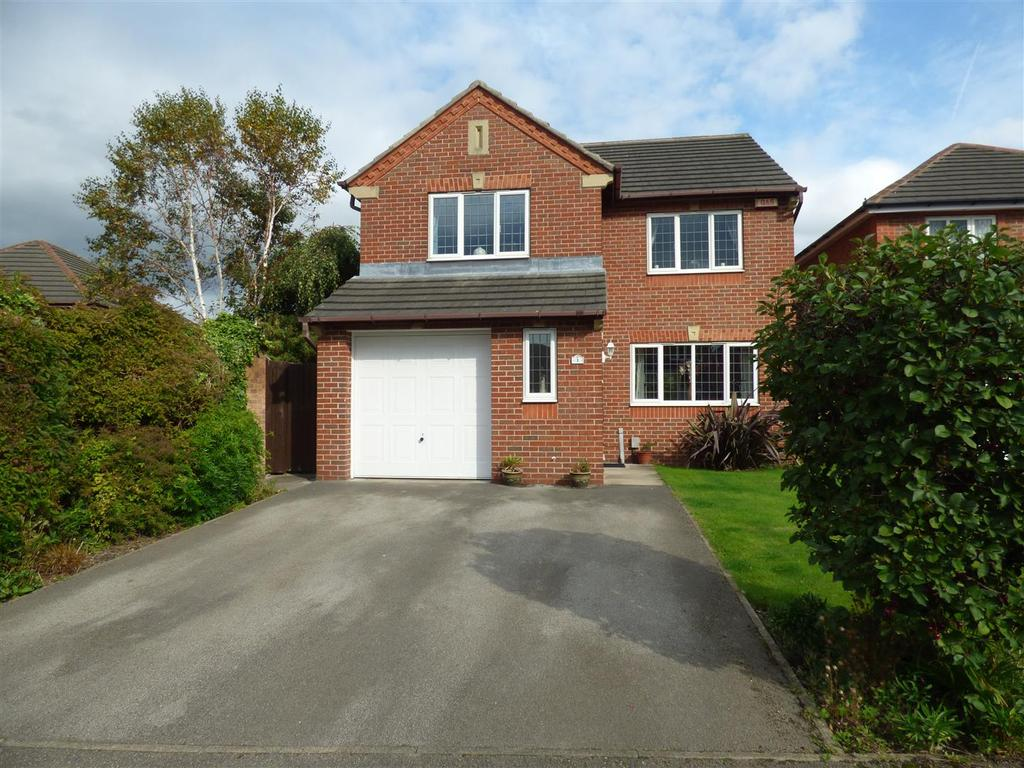 4 Bedrooms Detached House for sale in Owler Meadows, Heckmondwike