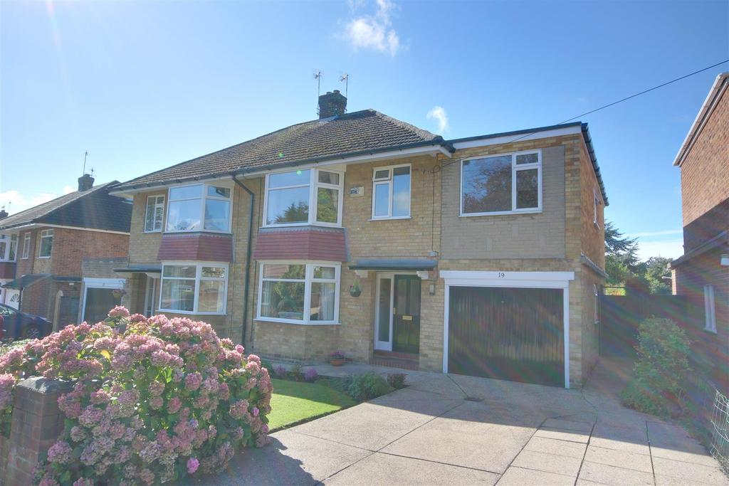 4 Bedrooms Semi Detached House for sale in Annandale Road, Kirk Ella, Hull