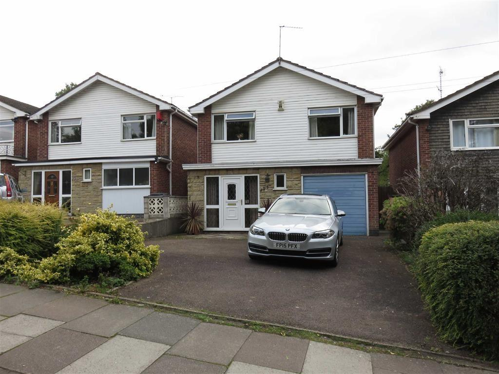 3 Bedrooms Detached House for sale in Wigston Lane, Aylestone
