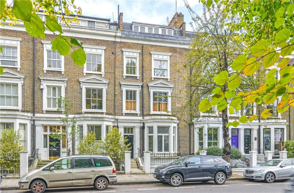 1 Bedroom Flat for sale in Warwick Gardens, London, W14
