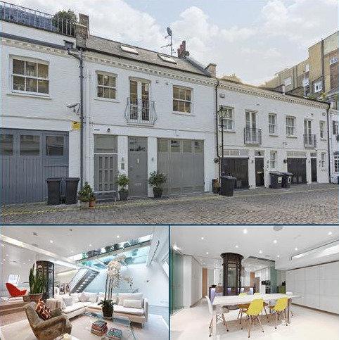 4 bedroom house to rent - Elvaston Mews, South Kensington, London, SW7