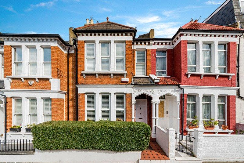 5 Bedrooms Terraced House for sale in Leathwaite Road, Wandsworth, London, SW11