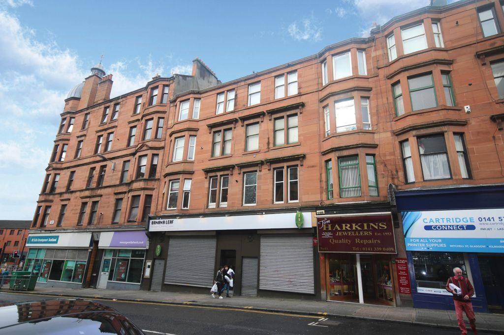1 Bedroom Flat for sale in T/L, 7 Byres Road, Partick, Glasgow, G11 5RD