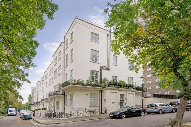 Studio Flat for sale in Ormonde Terrace, Primrose Hill, London, NW8