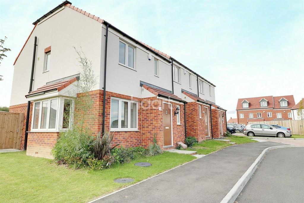 3 Bedrooms End Of Terrace House for sale in Halcrow Avenue, Dartford, DA1
