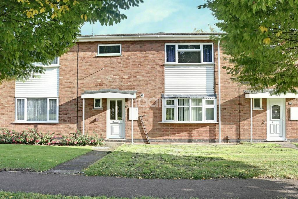 4 Bedrooms Terraced House for sale in Loughborough