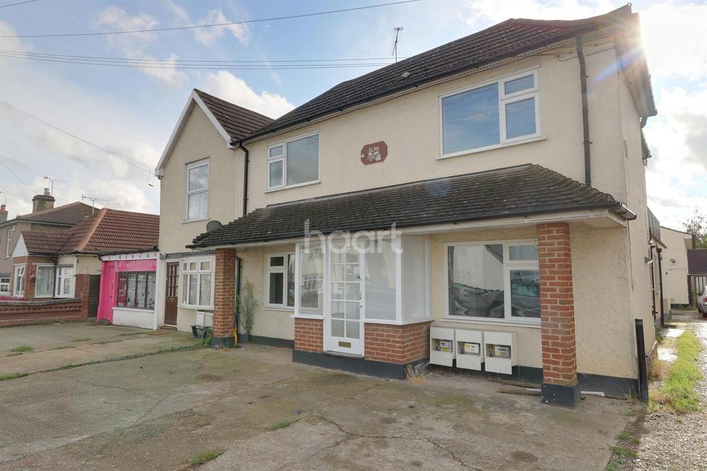 2 Bedrooms Flat for sale in Albert Road, Romford