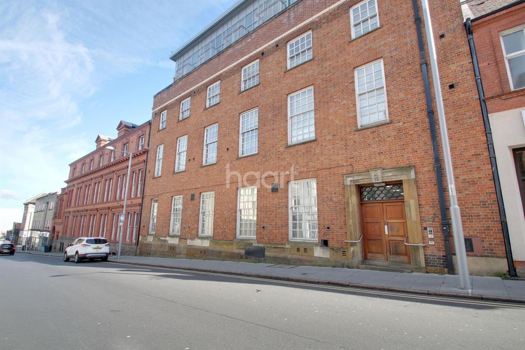 1 Bedroom Flat for sale in Castle Exchange, George Street