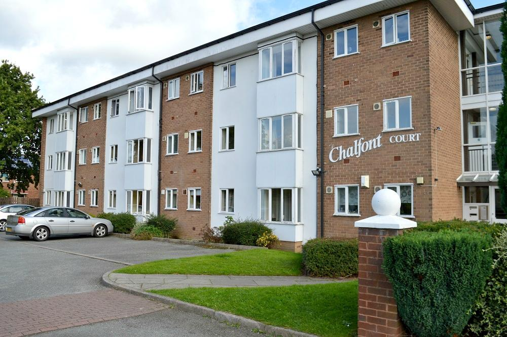 1 Bedroom Apartment Flat for sale in Chalfont Court, Hayfields, Knutsford