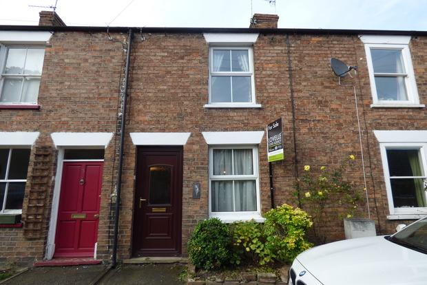 2 Bedrooms Terraced House for sale in Pleasant Place, Louth, LN11