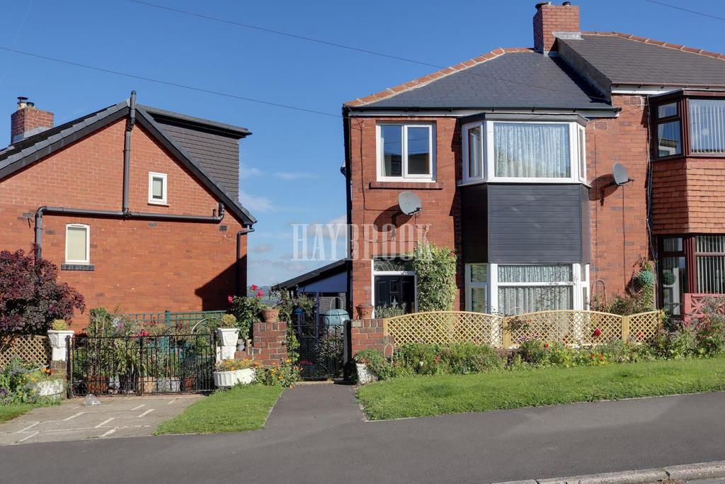 3 Bedrooms Semi Detached House for sale in Toftwood Road, Crookes, S10 1SL
