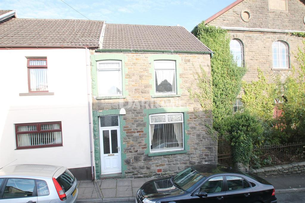 3 Bedrooms End Of Terrace House for sale in Thomas Street Treharris