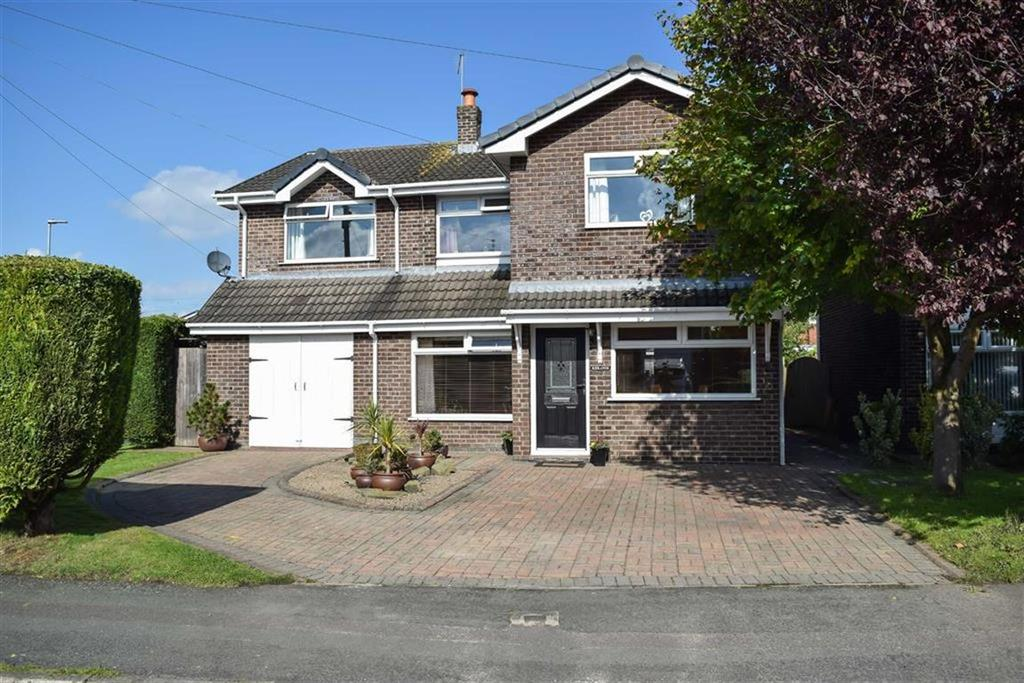 4 Bedrooms Detached House for sale in Rushton Drive