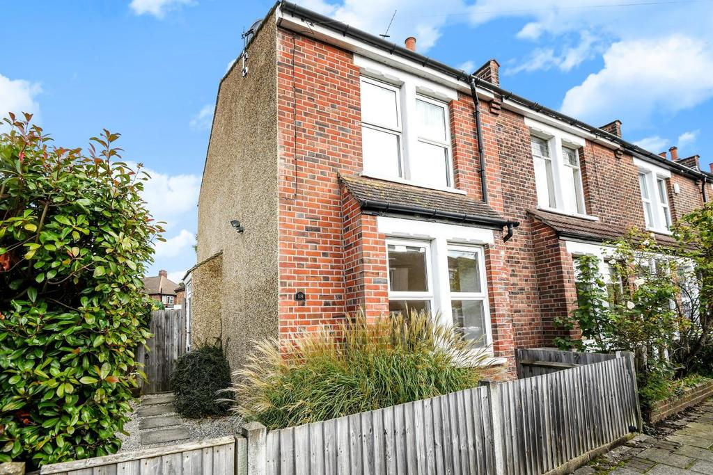 2 Bedrooms End Of Terrace House for sale in Foxbury Road, Bromley