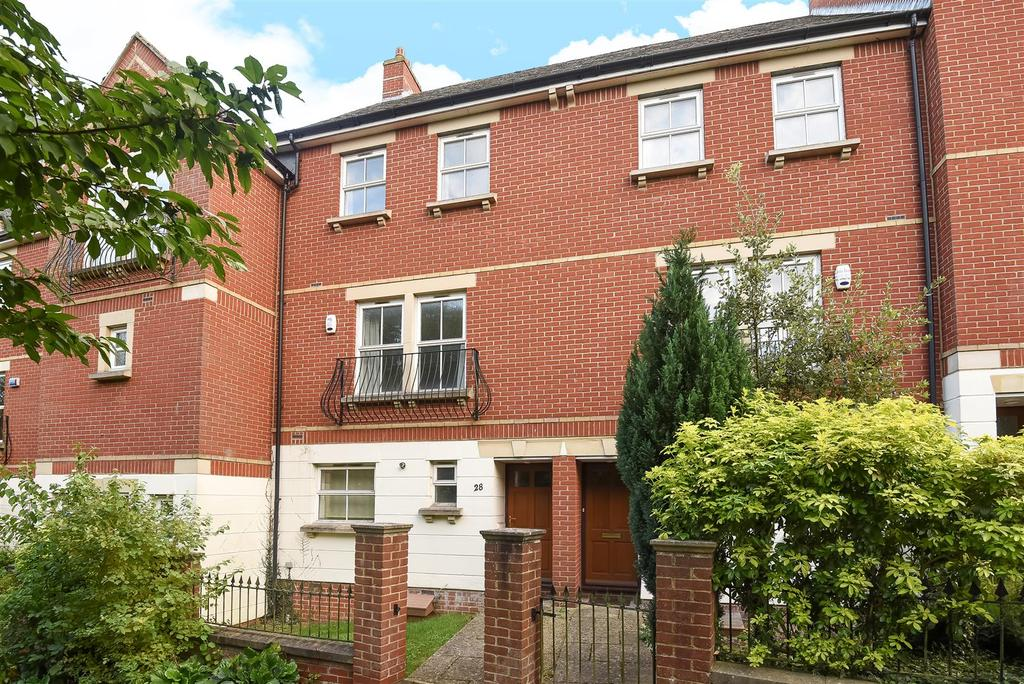 4 Bedrooms Semi Detached House for sale in Rewley Road, Central Oxford