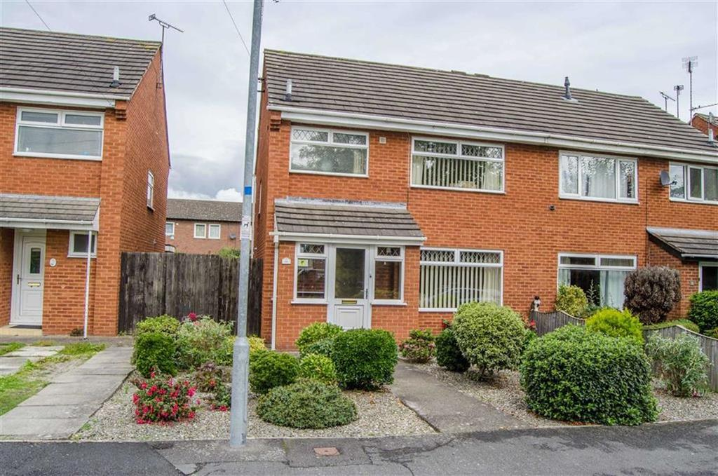 3 Bedrooms Semi Detached House for sale in Westminster Road, Broughton, Chester, Chester