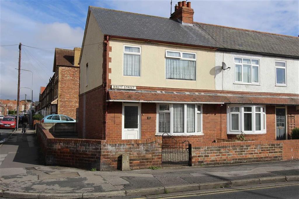 3 Bedrooms End Of Terrace House for sale in Brett Street, Bridlington, YO16