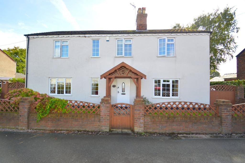 4 Bedrooms Detached House for sale in Church Street, Wincham