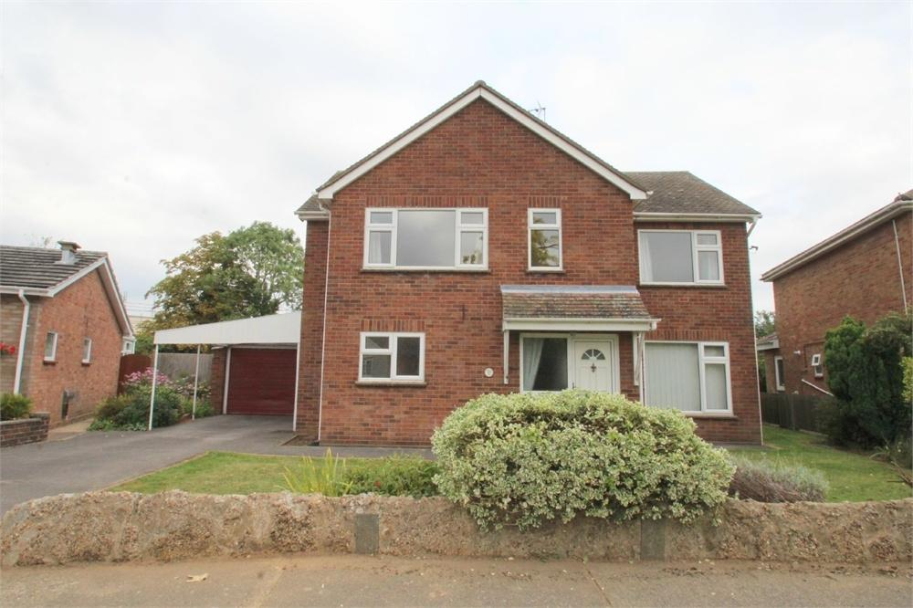 3 Bedrooms Detached House for sale in Gainsborough Road, COLCHESTER, Essex