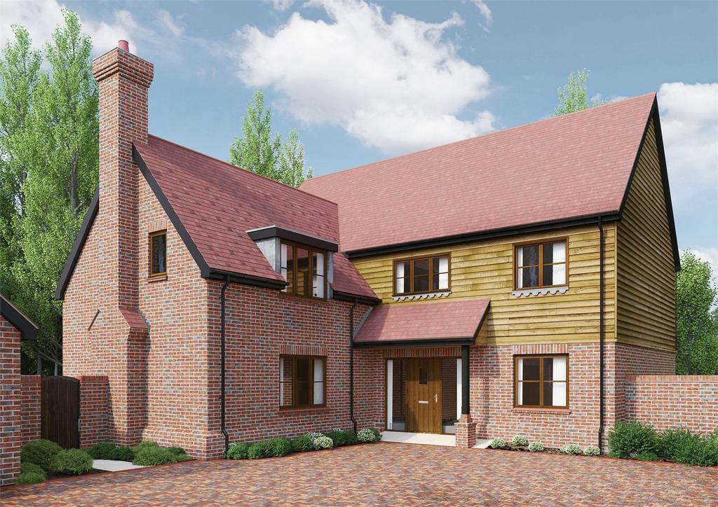 5 Bedrooms Detached House for sale in Medstead, Alton, Hampshire