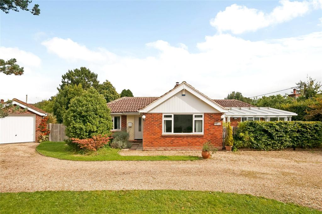 3 Bedrooms Detached House for sale in Braishfield Road, Romsey, Hampshire, SO51
